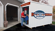 American Portable Storage Unit